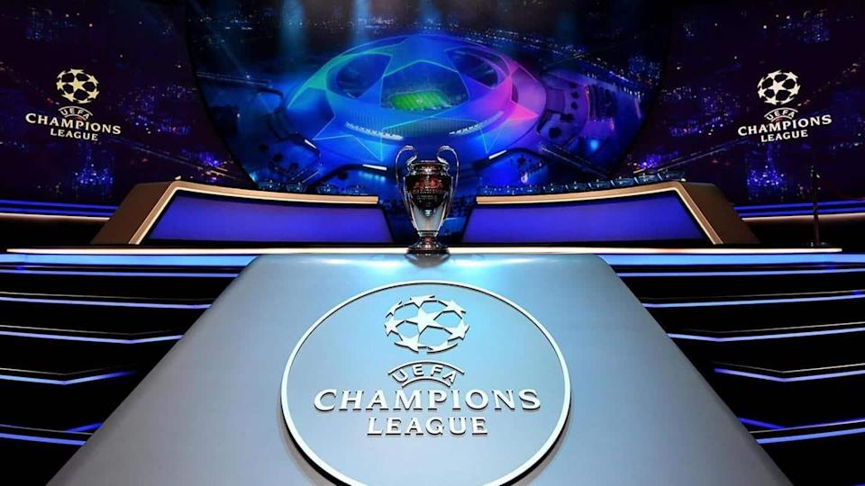 2021/22 UEFA Champions League draw: All you need to know