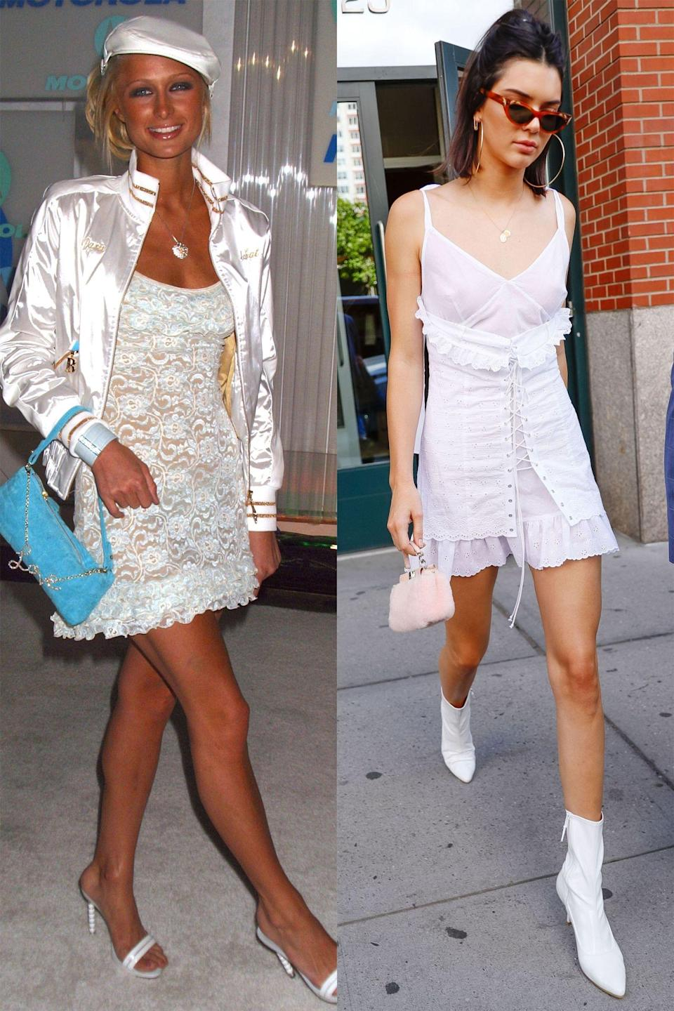 <p>Kendall apparently missed the bomber jacket and uber tan memo. </p>