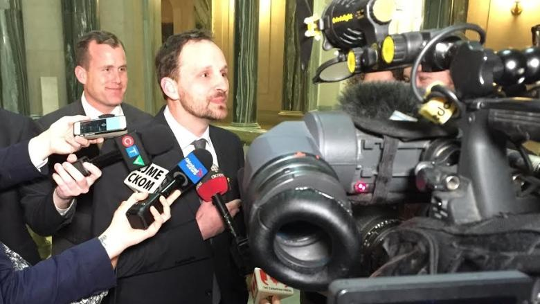 Ryan Meili's responsibilities to include new poverty portfolio