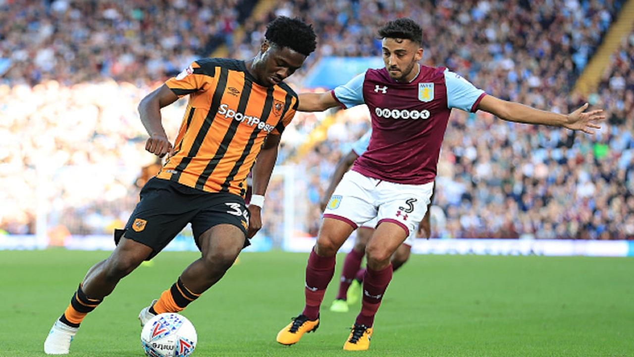 The Nigerian made his second appearance for the Tigers in a spectacular fashion and he's reveling in the experience