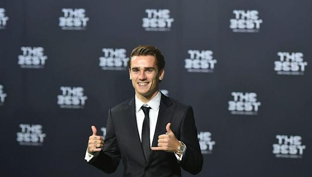 <p>Receiving 198 votes, Antoine Griezmann was well off the top but fully deserved his place in the top three. Ronaldo took home the trophy once more, but his performances for club and country helped him replace Neymar to take home the accolade. </p> <br><p>Griezmann was pivotal for France in helping them reach the final of Euro 2016, but Ronaldo's Portugal just edged them in extra time. </p>