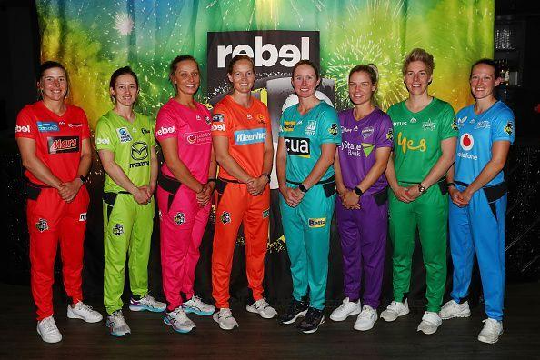 WBBL 2019-20 Season Launch