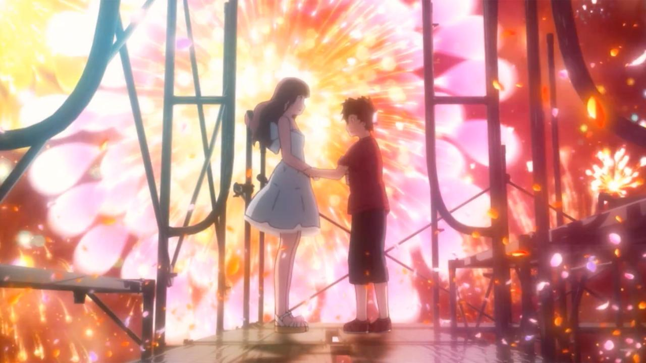 Fireworks: New Japanese anime film by Your Name producer