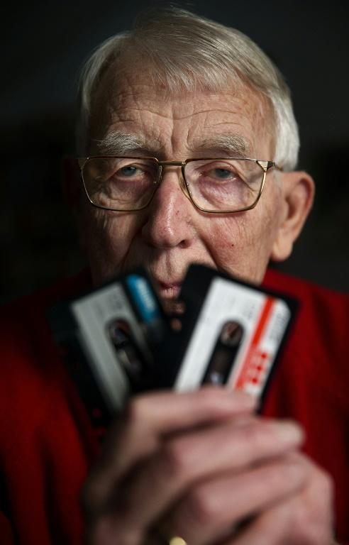 Ottens: 'The cassette tape was invented out of irritation about the existing tape recorder, it's that simple'