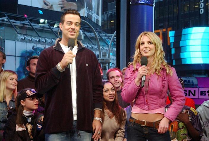 <p>Currently, Daly can be seen early in the AM as one of the hosts on <em>The Today Show</em>, and he also hosted a late night show called<em> Last Call with Carson Daly. </em>But before all that, Daly helped brighten up the afternoons as the host of MTV's <em>Total Request Live</em> (a.k.a. <em>TRL</em>), playing new videos and interviewing musical talent in front of a live audience and the big fishbowl windows in Times Square that attracted screaming fans in droves.</p>