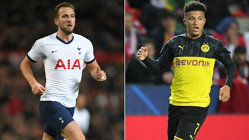 Man Utd urged to sign Kane & Sancho by Ferdinand