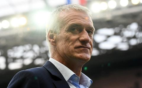 Didier Deschamps - Credit: Getty Images