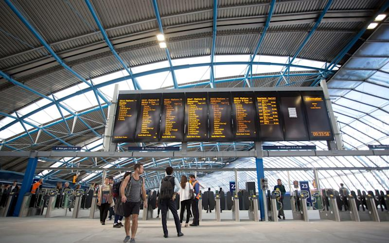 Frustrations over high pay and slow progress at Network Rail are rising - PA