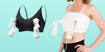 "<p>We get it: All that gear your newborn needs can add up, so it can be tempting to want to skip out on buying a special bra just for breastfeeding. But if you're a busy new mom, finding the right hands-free pumping bra is worth it, making you feel more comfortable and reducing stress by helping you multitask like a pro. </p><p>The fiber scientists in the <a href=""https://www.goodhousekeeping.com/institute/about-the-institute/a19748212/good-housekeeping-institute-product-reviews/"" rel=""nofollow noopener"" target=""_blank"" data-ylk=""slk:Good Housekeeping Institute"" class=""link rapid-noclick-resp"">Good Housekeeping Institute</a> Textiles Lab review parenting products from <a href=""https://www.goodhousekeeping.com/childrens-products/diaper-reviews/g19502261/best-diapers/"" rel=""nofollow noopener"" target=""_blank"" data-ylk=""slk:diapers"" class=""link rapid-noclick-resp"">diapers</a> to <a href=""https://www.goodhousekeeping.com/childrens-products/g34481970/best-maternity-clothes/"" rel=""nofollow noopener"" target=""_blank"" data-ylk=""slk:maternity clothes"" class=""link rapid-noclick-resp"">maternity clothes</a>, and they also regularly test <a href=""https://www.goodhousekeeping.com/clothing/bra-reviews/a28436305/best-bra-brands/"" rel=""nofollow noopener"" target=""_blank"" data-ylk=""slk:bras of all kinds"" class=""link rapid-noclick-resp"">bras of all kinds</a>, from T-shirt bras to strapless styles. To find the <strong>best hands-free pumping bras for breastfeeding moms</strong>, they considered factors like adjustability, stability, accessibility, comfort, overall fit and ease of wear. The picks here are either from top-tested brands, editor favorites, or best-sellers with lots of glowing reviews: </p><ul><li><strong>Best Overall Pumping Bra: </strong><a href=""https://www.amazon.com/Simple-Wishes-Signature-Pumping-Patented/dp/B00295MQLU?tag=syn-yahoo-20&ascsubtag=%5Bartid%7C10055.g.34976458%5Bsrc%7Cyahoo-us"" rel=""nofollow noopener"" target=""_blank"" data-ylk=""slk:Simple Wishes Signature Pumping Bra"" class=""link rapid-noclick-resp"">Simple Wishes Signature Pumping Bra</a></li><li><strong>Best Value Pumping Bra: </strong><a href=""https://www.amazon.com/HOFISH-Maternity-Everyday-Breastfeeding-Lansinoh/dp/B08MKYFT62?tag=syn-yahoo-20&ascsubtag=%5Bartid%7C10055.g.34976458%5Bsrc%7Cyahoo-us"" rel=""nofollow noopener"" target=""_blank"" data-ylk=""slk:HOFISH All-in-One Hands Free Pump Bra 2-Pack"" class=""link rapid-noclick-resp"">HOFISH All-in-One Hands Free Pump Bra 2-Pack</a></li><li><strong>Best Nursing Bra for Pumping: </strong><a href=""https://www.amazon.com/dp/B0873B72WT?tag=syn-yahoo-20&ascsubtag=%5Bartid%7C10055.g.34976458%5Bsrc%7Cyahoo-us"" rel=""nofollow noopener"" target=""_blank"" data-ylk=""slk:Kindred Bravely Sublime Hands Free Pumping Bra"" class=""link rapid-noclick-resp"">Kindred Bravely Sublime Hands Free Pumping Bra</a></li><li><strong>Best Plus-Size Pumping Bra: </strong><a href=""https://www.amazon.com/BRAVADO-DESIGNS-Hands-Free-Original-Cotton-Modal/dp/B08GH64Z3X?tag=syn-yahoo-20&ascsubtag=%5Bartid%7C10055.g.34976458%5Bsrc%7Cyahoo-us"" rel=""nofollow noopener"" target=""_blank"" data-ylk=""slk:Bravado Designs All-in-One Hands-free Bra"" class=""link rapid-noclick-resp"">Bravado Designs All-in-One Hands-free Bra</a></li><li><strong>Best Pumping Bra to Wear All Day: </strong><a href=""https://www.amazon.com/Simple-Wishes-Friendly-Convertible-Maternity/dp/B08HWC2JZQ/?tag=syn-yahoo-20&ascsubtag=%5Bartid%7C10055.g.34976458%5Bsrc%7Cyahoo-us"" rel=""nofollow noopener"" target=""_blank"" data-ylk=""slk:Simple Wishes Sling Pumping Bra"" class=""link rapid-noclick-resp"">Simple Wishes Sling Pumping Bra</a></li><li><strong>Best DIY Pumping Bra: </strong><u><a href=""https://www.amazon.com/Hanes-Womens-Compression-Racerback-Sports/dp/B01ES471GO/?tag=syn-yahoo-20&ascsubtag=%5Bartid%7C10055.g.34976458%5Bsrc%7Cyahoo-us"" rel=""nofollow noopener"" target=""_blank"" data-ylk=""slk:Hanes Compression Racerback Sports Bra"" class=""link rapid-noclick-resp"">Hanes Compression Racerback Sports Bra</a></u></li><li><strong>Best Underwire Pumping Bra: </strong><a href=""https://www.amazon.com/Underwire-Nursing-Handsfree-Pumping-Breast/dp/B017MSC6WC?tag=syn-yahoo-20&ascsubtag=%5Bartid%7C10055.g.34976458%5Bsrc%7Cyahoo-us"" rel=""nofollow noopener"" target=""_blank"" data-ylk=""slk:The Dairy Fairy Ayla Handsfree Pumping and Nursing Bra"" class=""link rapid-noclick-resp"">The Dairy Fairy Ayla Handsfree Pumping and Nursing Bra</a></li><li><strong>Best Pumping Bra Tank Top: </strong><a href=""https://www.amazon.com/Kindred-Bravely-Patented-EasyClip-XX-Large/dp/B089QV7ZL2?tag=syn-yahoo-20&ascsubtag=%5Bartid%7C10055.g.34976458%5Bsrc%7Cyahoo-us"" rel=""nofollow noopener"" target=""_blank"" data-ylk=""slk:Kindred Bravely Sublime Pumping Tank"" class=""link rapid-noclick-resp"">Kindred Bravely Sublime Pumping Tank</a> </li><li><strong>Best Pumping Bra for Large Busts: </strong><a href=""https://www.amazon.com/Pump-Strap-Hands-Free-Pumping-Nursing/dp/B01HAS6Q6Q?tag=syn-yahoo-20&ascsubtag=%5Bartid%7C10055.g.34976458%5Bsrc%7Cyahoo-us"" rel=""nofollow noopener"" target=""_blank"" data-ylk=""slk:Pump Strap Hands-Free Pumping Bra"" class=""link rapid-noclick-resp"">Pump Strap Hands-Free Pumping Bra </a> </li><li><strong>Best Pumping Bra for Small Busts: </strong><a href=""https://www.amazon.com/LactaMed-Simplicity-Hands-Free-Bra/dp/B00JAO6TT8"" rel=""nofollow noopener"" target=""_blank"" data-ylk=""slk:LactaMed Simplicity Bra"" class=""link rapid-noclick-resp"">LactaMed Simplicity Bra</a></li><li><strong>Best Pumping Sleep Bra: </strong><a href=""https://www.amazon.com/Essential-Relaxed-Nursing-hands-free-pumping/dp/B00UK9JVKG?tag=syn-yahoo-20&ascsubtag=%5Bartid%7C10055.g.34976458%5Bsrc%7Cyahoo-us"" rel=""nofollow noopener"" target=""_blank"" data-ylk=""slk:Rumina Essential Relaxed Pumping and Nursing Bra"" class=""link rapid-noclick-resp"">Rumina Essential Relaxed Pumping and Nursing Bra</a></li></ul><p class=""body-text"">Read on to learn more about our top picks below, but first, here's what you need to know when shopping for a new pumping bra.</p><p class=""body-h2"">What exactly is a pumping bra, and how does it work differently than a nursing bra?</p><p class=""body-text"">Pumping bras often look similar to bandeau bras, but with fabric flaps or holes in the nipple area where you insert breast pump flanges, allowing you to pump hands-free while you simultaneously read, work or eat. Pumping bras keep flanges firmly in place, so you don't have to worry about spilling your liquid gold. <a href=""https://www.goodhousekeeping.com/clothing/bra-reviews/g22789092/best-nursing-bras/"" rel=""nofollow noopener"" target=""_blank"" data-ylk=""slk:Nursing bras"" class=""link rapid-noclick-resp"">Nursing bras</a>, on the other hand, are designed with only snap- or pull-down flaps to allow easy breastfeeding access for your baby. While our list includes several all-in-one styles that function as both nursing <em>and</em> pumping bras, if you're planning to buy a bra designed solely to be used for pumping, it's recommended you buy at least two (for when one's in the laundry, or so you can have one at the office and one at home). </p> <p class=""body-h2"">What to look for in a pumping bra</p><ul><li><strong>Adjustability and extra hooks: </strong>Your breast size will likely change while breastfeeding, so make sure the bra can be adjusted accordingly.</li><li><strong>Stability: </strong>The sole purpose of a pumping bra is to allow for hands-free control of breast shields and bottles. The bra should firmly hold the pump equipment without feeling wobbly or slippery. Make sure you can move around, sit, stand up, and lean forward without causing the flanges or bottles to fall.</li><li><strong>Suction Control: </strong>Pumping bras should have a tight fit in order to stay on properly and get a good suction. You don't want it too tight, however, because it can block milk ducts. The material should be rigid enough to keep the breast shields in place, but also stretchy and soft enough to be comfortable.</li><li><strong>Comfort:</strong> A good pumping bra shouldn't dig into your shoulders or ribs. It should have a snug fit, but not so tight that you can't sit or move around with ease.</li><li><strong>Ease of Wear:</strong> In general, pumping bras should be simple and quick to put on and take off, with no complicated straps or hard-to-reach hooks. It should also be easy to insert and remove the pump equipment without risking milk spillage. </li></ul>"