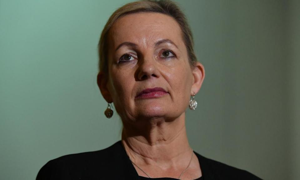 The environment minister, Sussan Ley, went on an eight-day international lobbying trip to Europe and the Middle East as she campaigned to keep the reef off the list