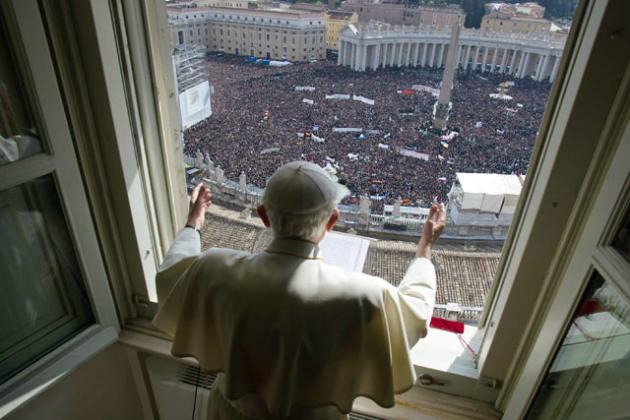 Why does the pope wear red shoes? A Yahoo News Q\u0026amp;A on choosing a ...