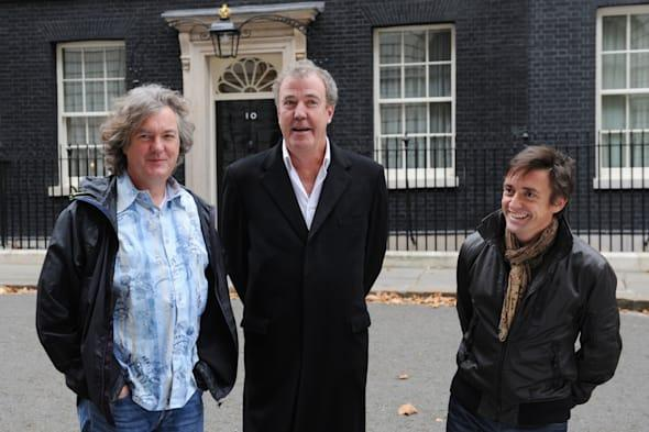 Festive slot for Argentina Top Gear