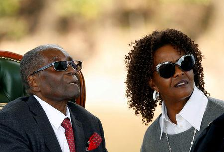 Arrest warrant for Grace Mugabe, Interpol police hunt ex-Zim First Lady