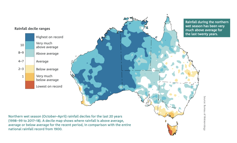 Australian weather: More intense heatwaves and heavy rain predicted in State of the Climate.