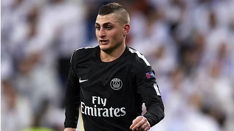 'I hope to stay here' - PSG star Verratti plays down Barca links