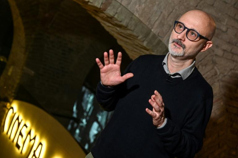 'Rimini is everywhere in Fellini's cinema,' says Marco Leonetti of the Rimini Cinematheque which helped put on the exhibition
