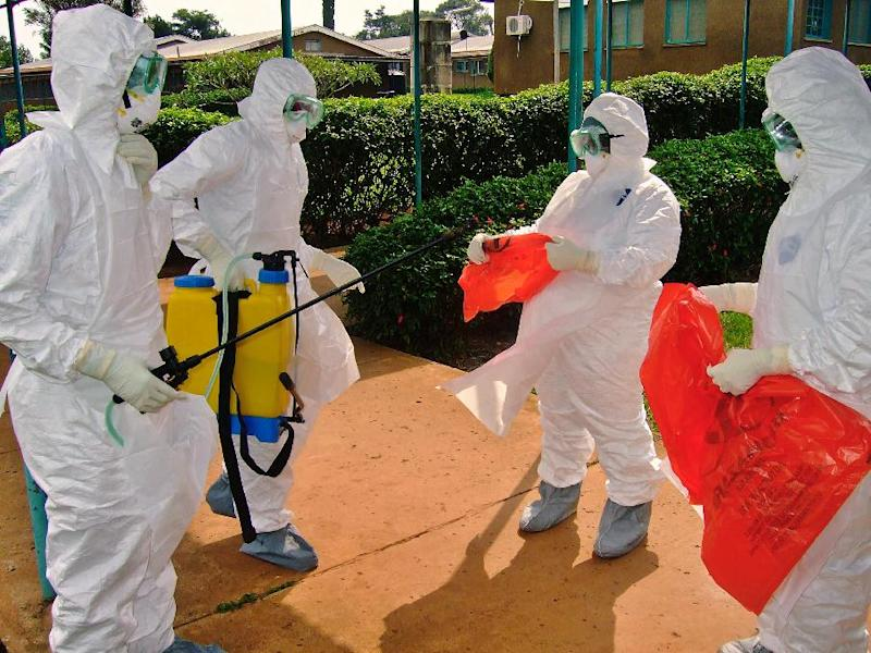 The Marburg virus is very similar to Ebola in that it can cause severe bleeding, fever, vomiting and diarrhoea and has a 21-day incubation period