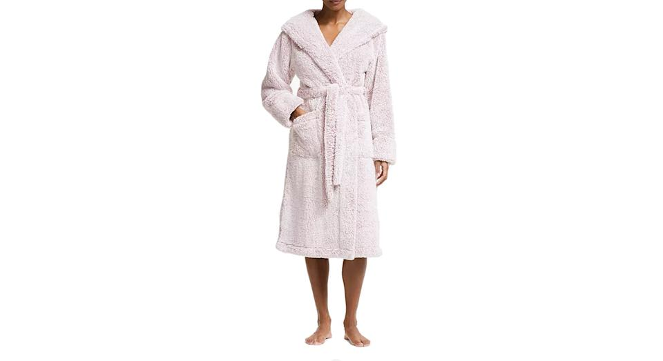 Hi Pile Fleece Robe