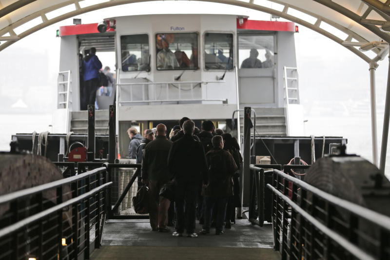 The Latest: LIRR to cancel 10 morning rush hour trains