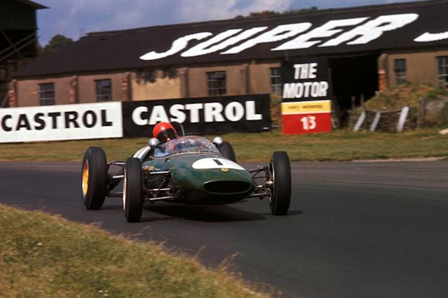 Ex-works Lotus 22 set for Goodwood return