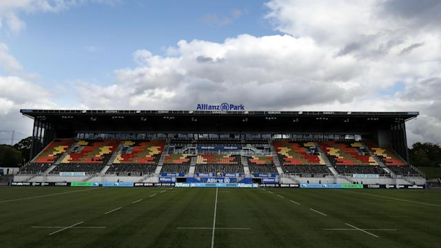 "Allianz admitted it was a ""difficult decision"" to cease their sponsorship of disgraced Premiership champions Saracens."
