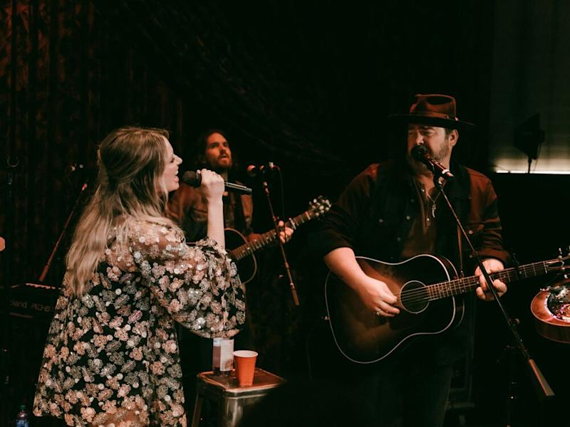 Carly Pearce and Lee Brice | Sonni Young / Remedy Creative