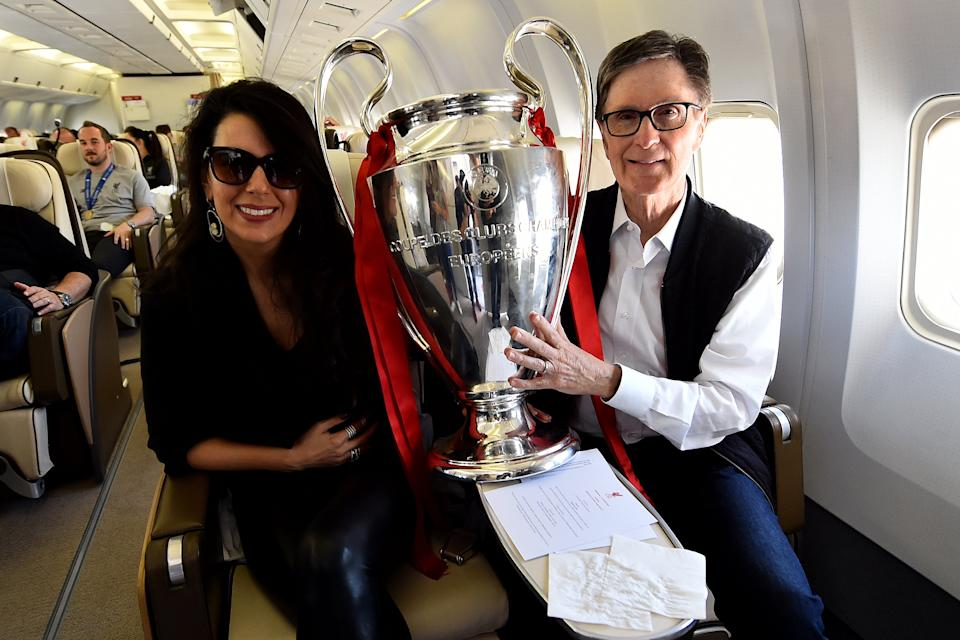 The Liverpool owner has proven he doesn't require help to get it rightGetty