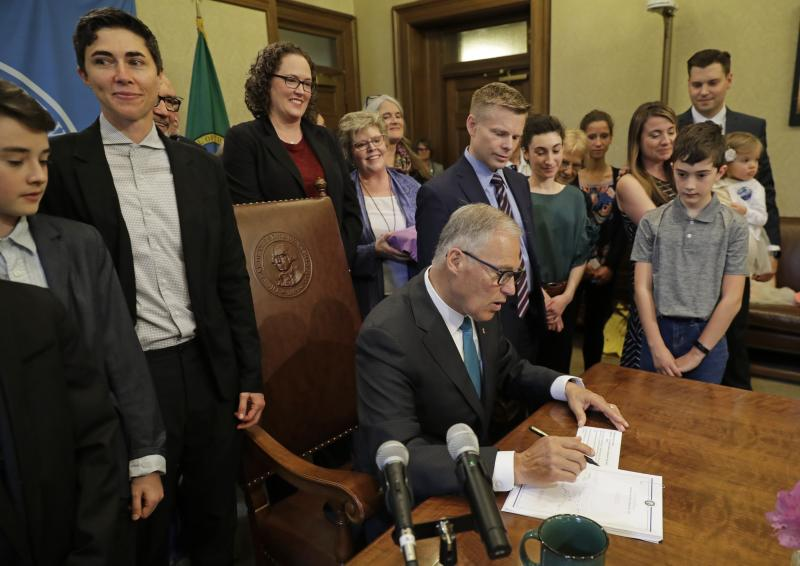 Earthly Bodies: Washington Becomes First State to Legalize Human Composting