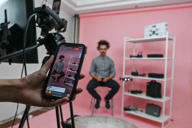 Lalo Lopez is part of the growing ranks of foreigners hired by Chinese agencies to extend the country's livestream sales mania beyond its borders