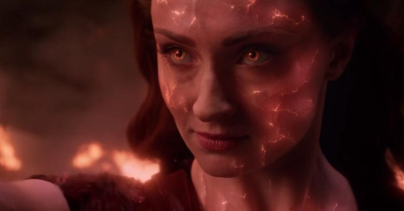 Dark Phoenix is all about Jean (Credit:P 20th Century Fox)