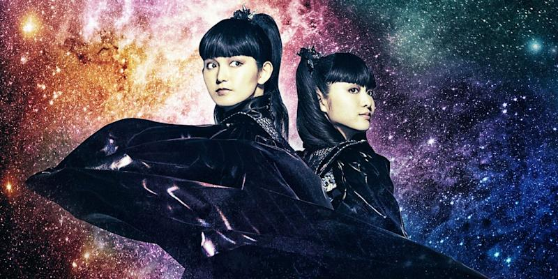 BABYMETAL unveil tracklist and guest musicians for Metal Galaxy