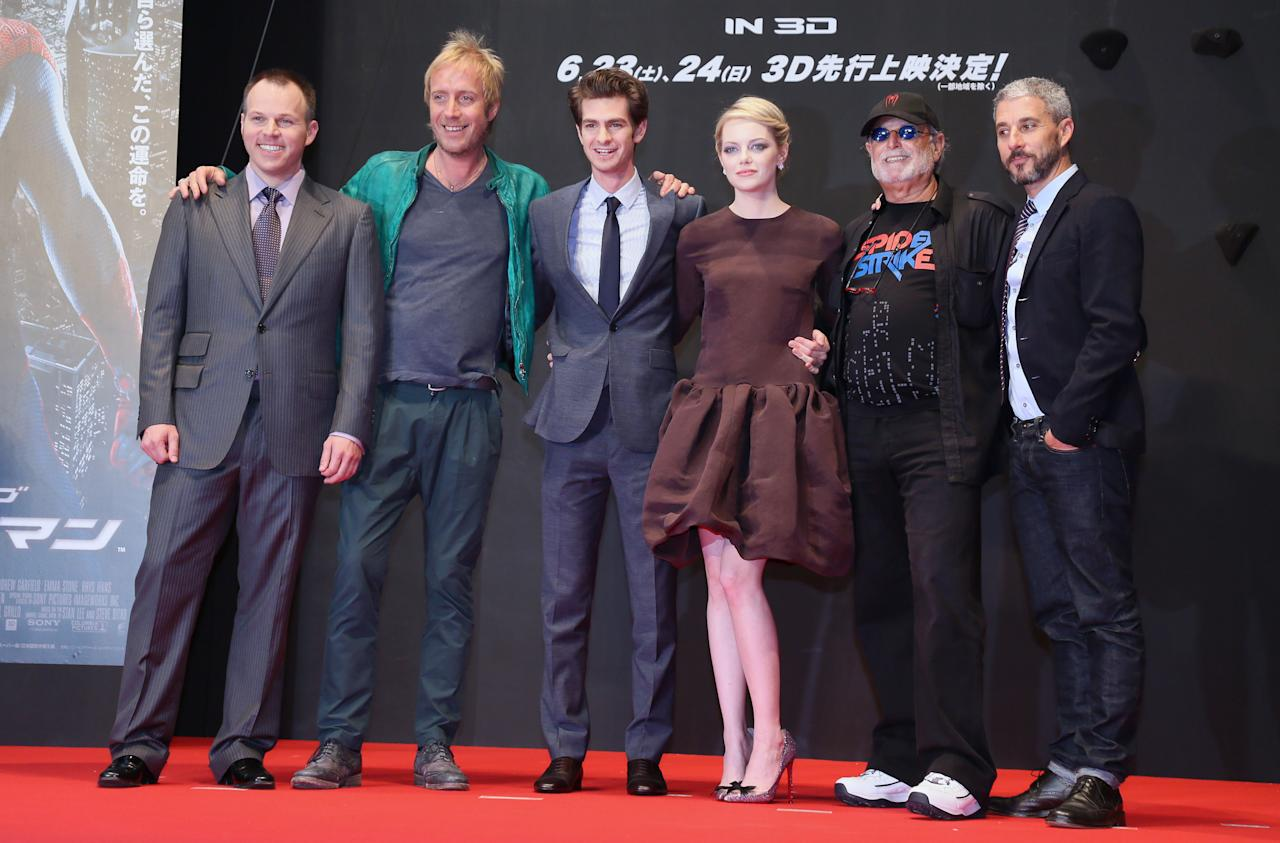 'The Amazing Spider-Man' World Premiere