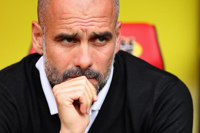 Pep Guardiola has got Manchester City playing some beautiful football this season.
