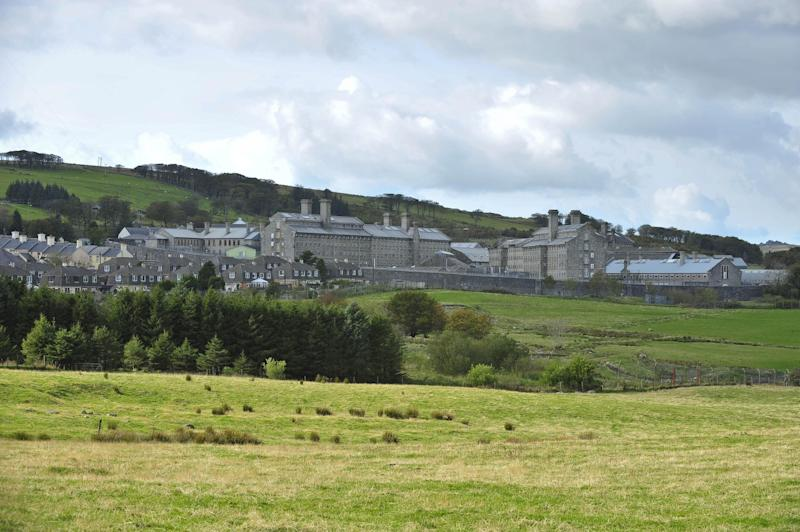 The attack happened at HM Prison Dartmoor, Devon (Picture: PA)