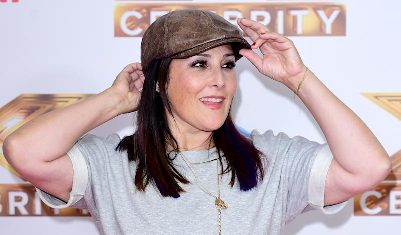 Ricki Lake attending the launch of The Factor: Celebrity, held at the Mayfair Hotel, London. (Photo by Ian West/PA Images via Getty Images)