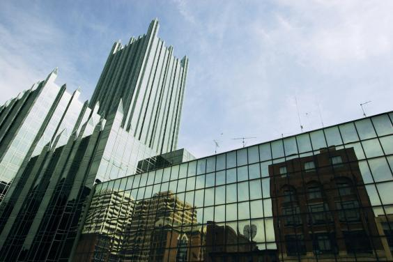 The PPG skycraper is an architectural heavyweight (Getty/iStockphoto)