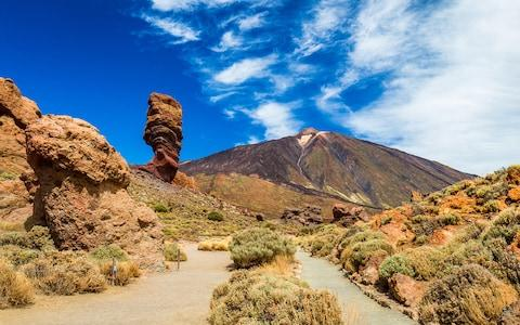 Teide National Park - Credit: DaLiu/DaLiu
