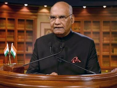 Ram Nath Kovind's flight delayed after suffering technical snag in Zurich; Air India orders 'full inquiry' into incident