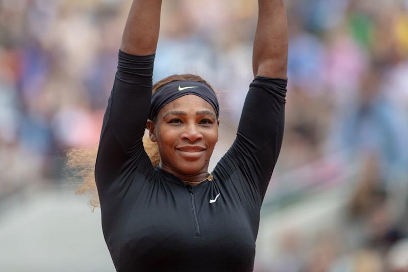 Serena Williams makes history in Forbes' 'Selfmade Women list'