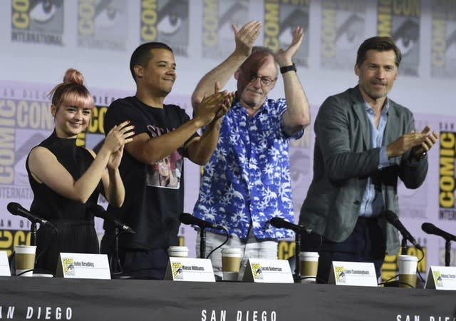 "2019 Comic-Con – ""Game of Thrones"" Panel"