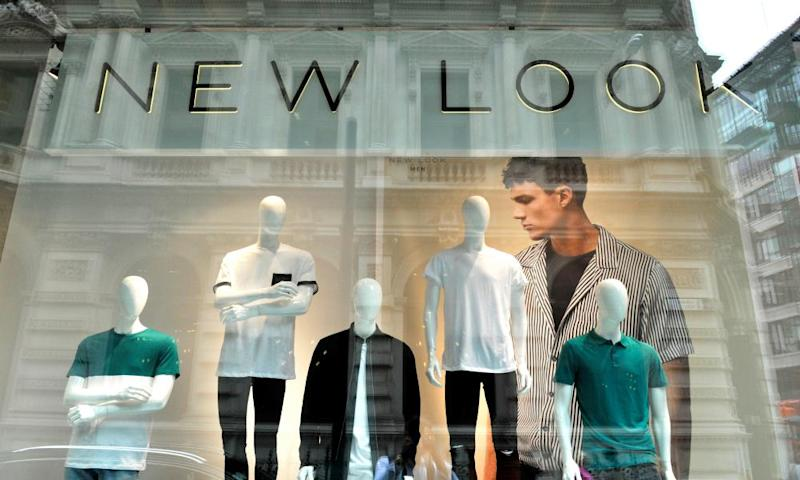 New Look bosses said the brand had lost sight of its heartland.