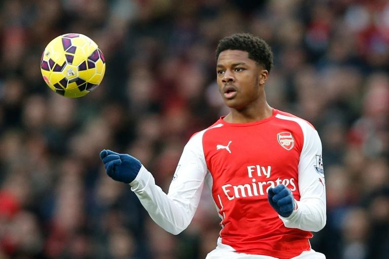 Chuba Akpom, 20, is hoping to establish himself in Arsenal's first team squad this season and impressed during the match against the Major League Soccer All-Stars in San Jose