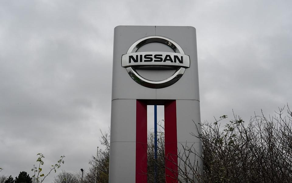 Nissan, which has a plant in Sunderland, welcomed the deal announced on Christmas Eve - Bloomberg/Ian Forsyth