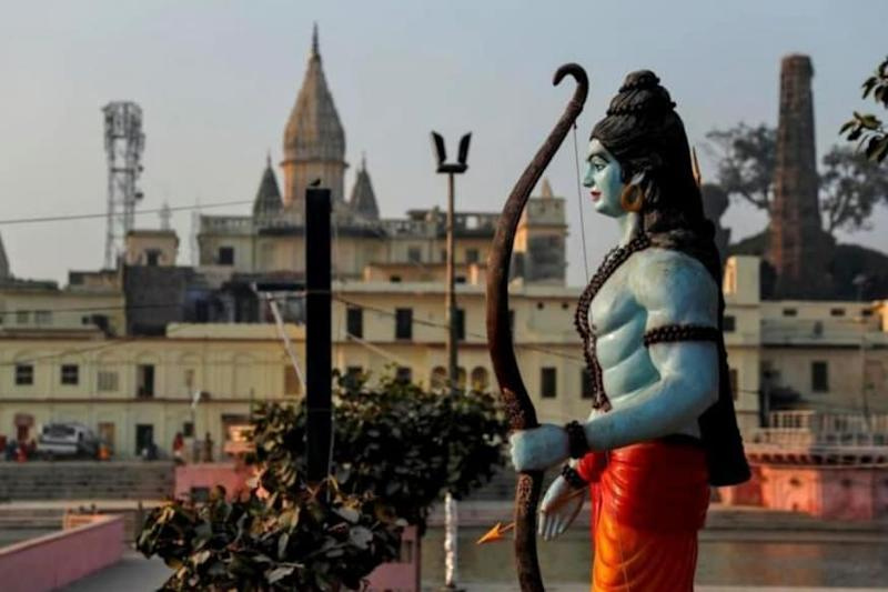 To Be Celebrated Like 'Diwali', Preparation Ramped Up for Ayodhya Temple Ceremony Amid Pandemic