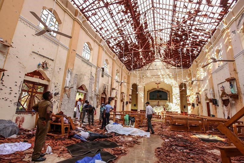 'No answers:' Canadians react to Sri Lanka bombings that killed hundreds