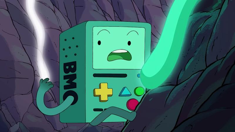 """BMO is in a tight spot in a new """"Adventure Time: Distant Lands"""" special on HBO Max."""
