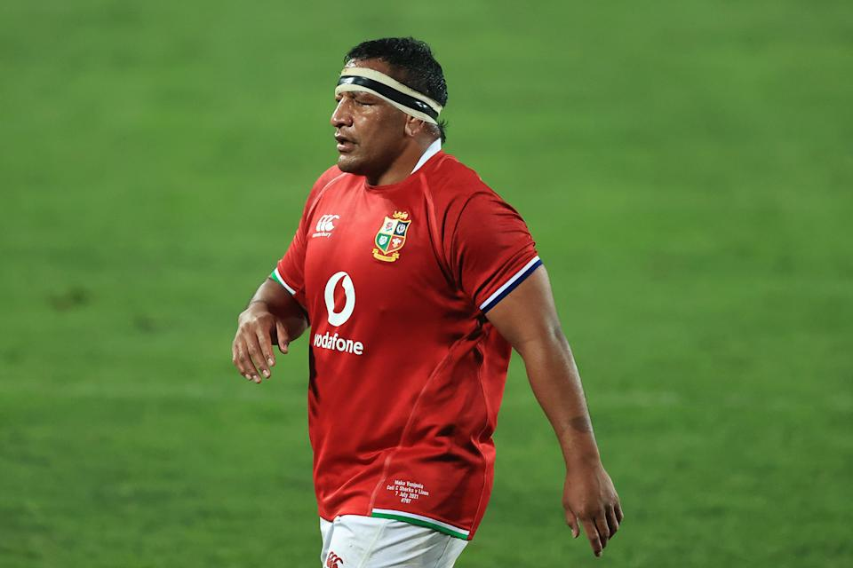 Mako Vunipola is back in the Lions' starting lineup (Getty Images)