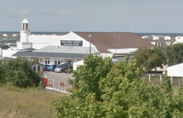 The Golden Sands Holiday Park in Rhyl, north Wales, has also seen a rise in booking attempts. (Google)