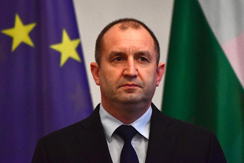 """Bulgaria's President Rumen Radev called for """"more calm and de-escalation of emotions"""" with Turkey but also warned Bulgaria was vigilant"""