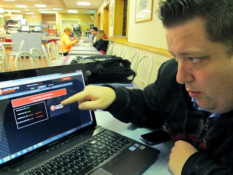 Lawmakers to Justice Department: Keep online gambling legal